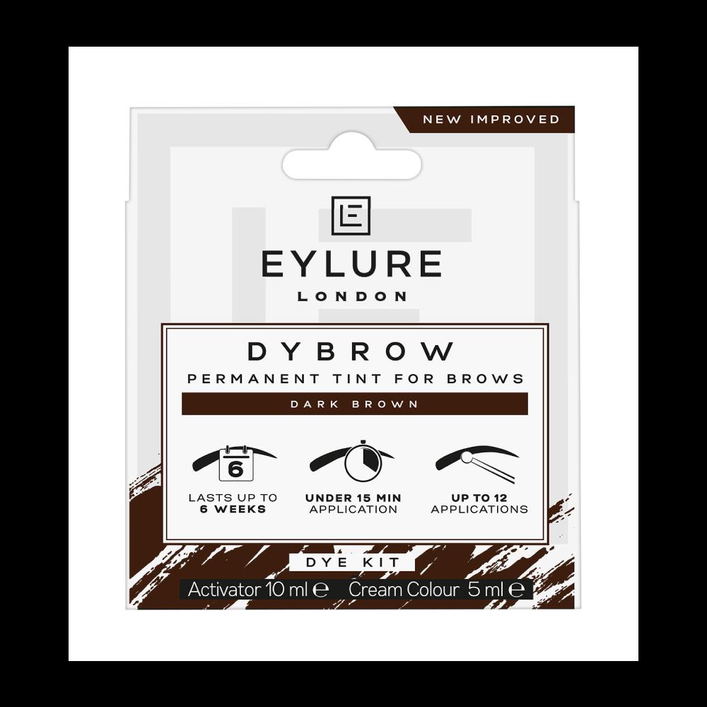 Dybrow Dye Kit - Dark Brown