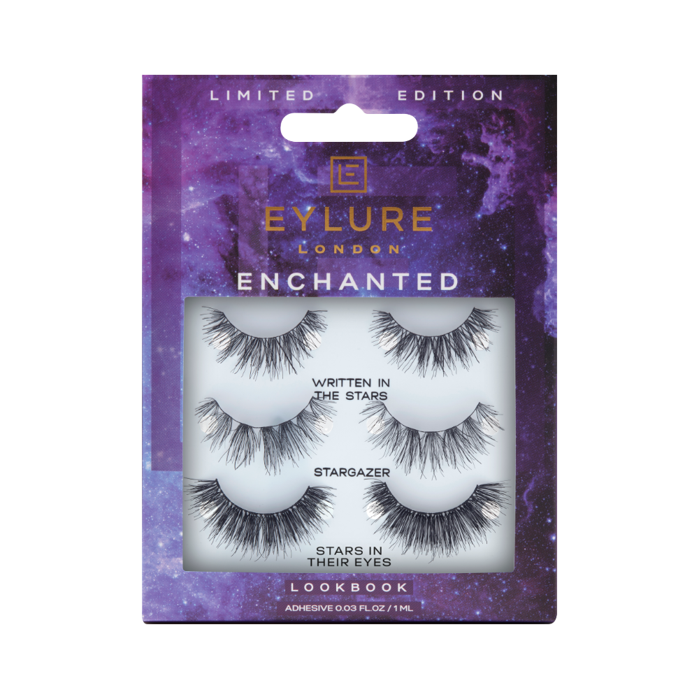 ENCHANTED FALSE LASHES LOOKBOOK: https://cpm-api.iamdev.co.uk/storage/products/370/pack image.png