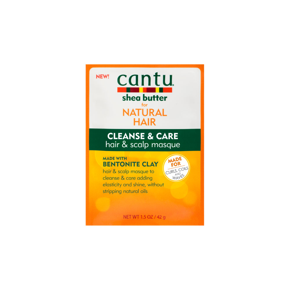 Cleanse & Care Hair & Scalp Masque with Bentonite Clay: https://cpm-api.iamdev.co.uk/storage/products/525/pack image.png