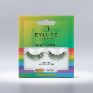 Colored Lashes - Nature
