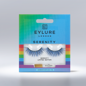Colored Lashes - Serenity