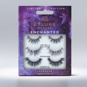 ENCHANTED FALSE LASHES LOOKBOOK