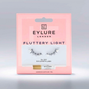 Fluttery Light No.001